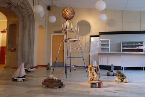 Maria Segersäll – Installation – Skapelseberättelser