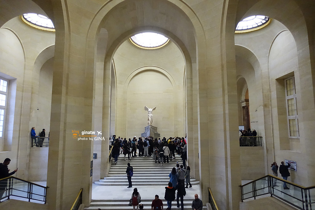 【2020巴黎羅浮宮必看作品】蒙娜麗莎|米洛的維納斯|薩莫特拉斯的勝利女神|Musée du Louvre法國必來! @GINA環球旅行生活
