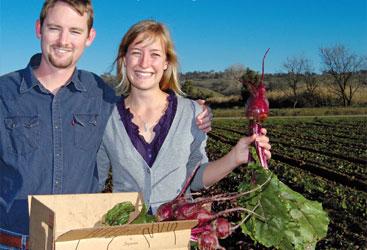 农场之爱:撒迪斯和莫拉