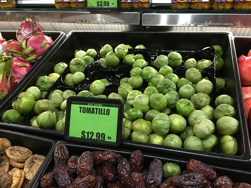 *record screech* Fresh Tomatillos? In Western Australia?!