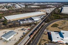 BNSF 6198 | GE ES44AC | BNSF Tennessee Yard
