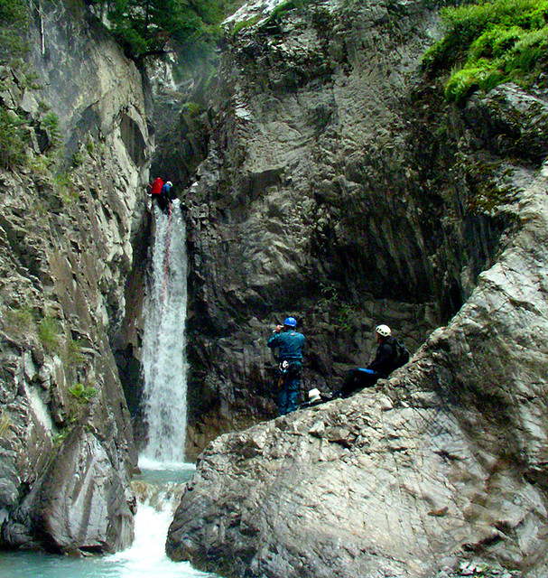 New Territories Canyoning