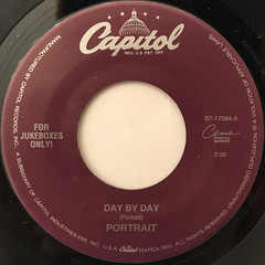 PORTRAIT:DAY BY DAY(LABEL SIDE-A)