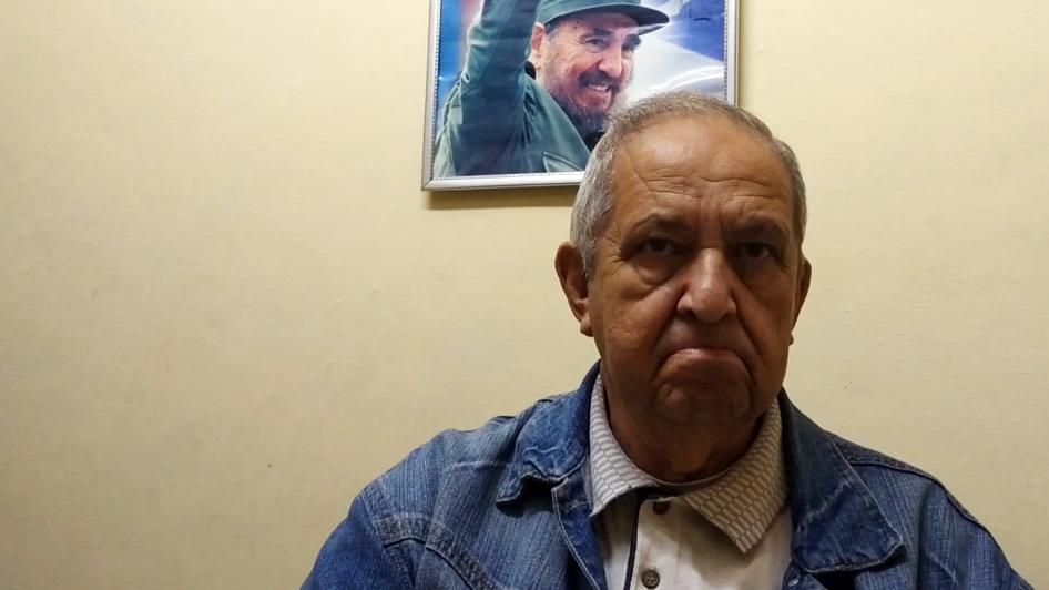 """""""Os mercenários dos Estados Unidos não puderam com [nosso povo]"""", conta Arturo Matute"""
