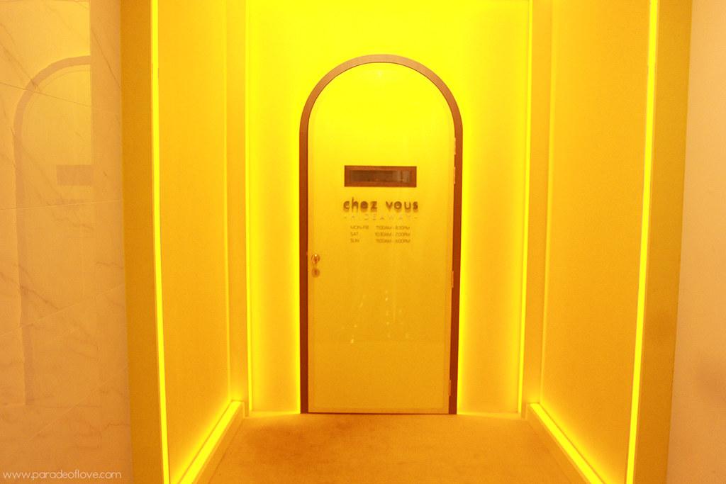 Entrance of Chez Vous:HideAway