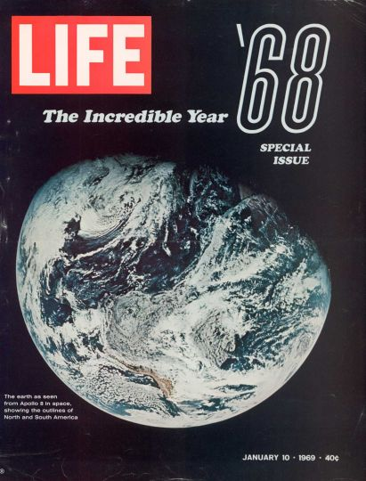 LIFE Magazine cover for January 10, 1969