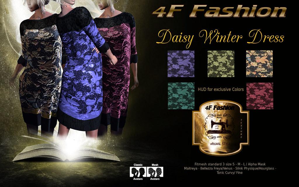 Daisy Winter DRESS