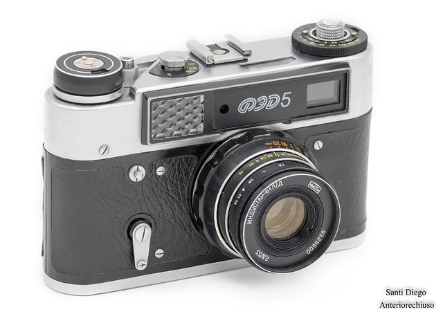Fed - Fed 5 (1977), Fujifilm X-T20, XF55-200mmF3.5-4.8 R LM OIS