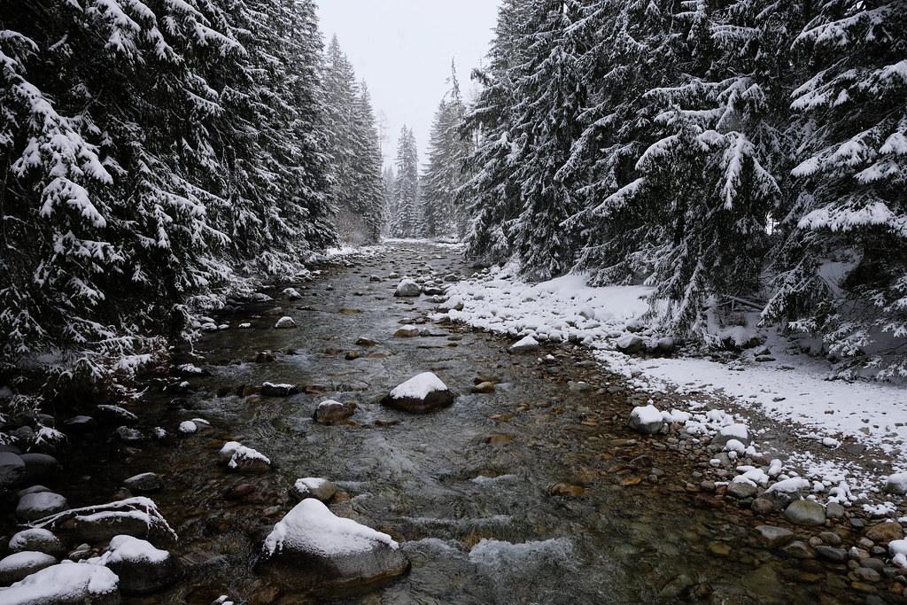 Koprová Valley, High Tatras, Slovakia