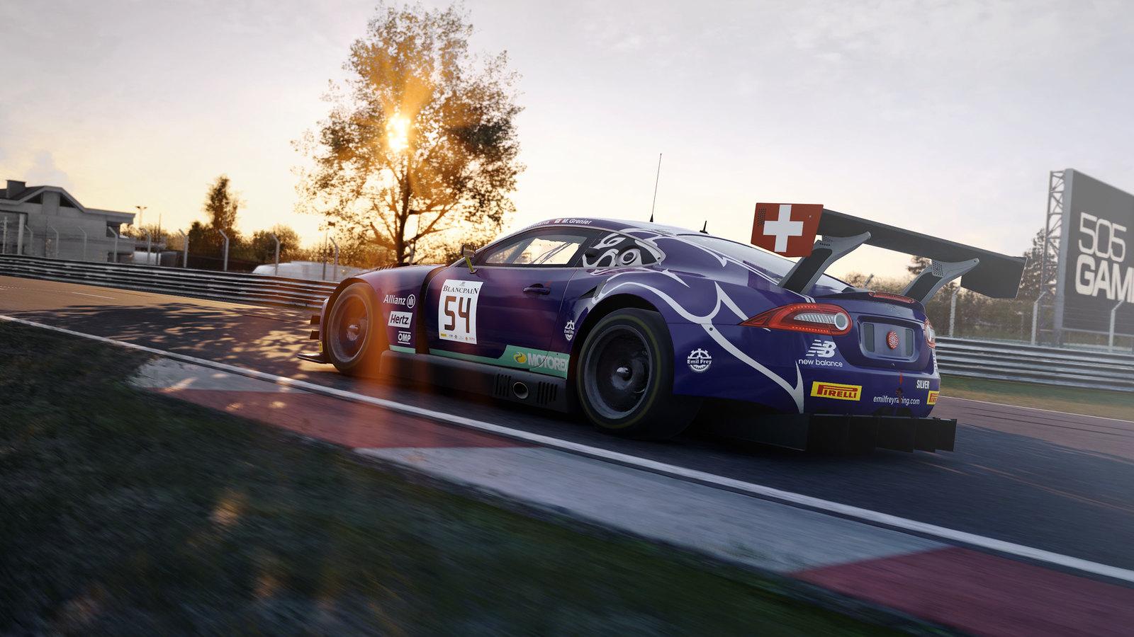 Assetto Corsa Competizione Circuit Zolder 3