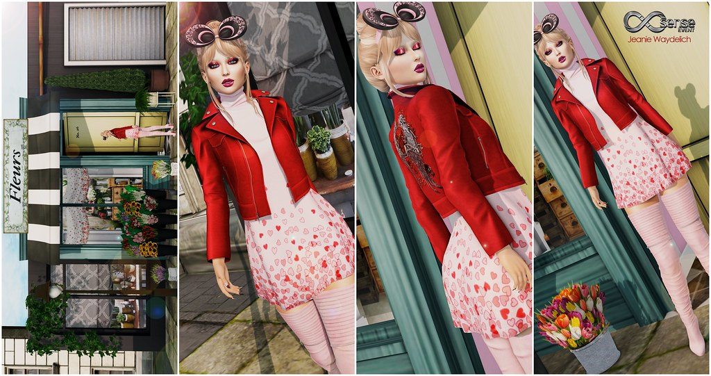 LOTD 1163 - Flowers and hearts <3