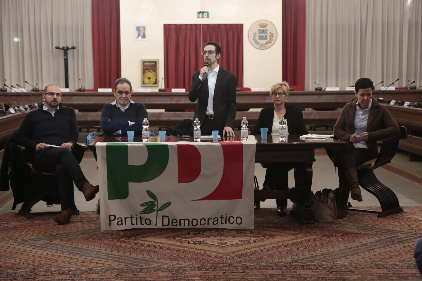 Nicola Zingaretti - per sostenere candidatura alle prossime primarie PD