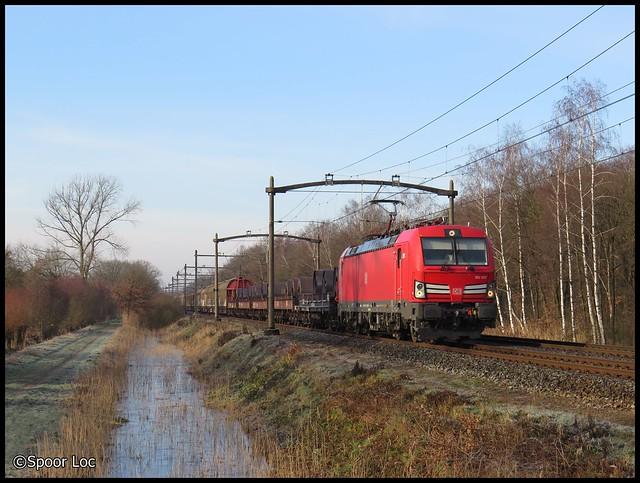DBC 193 317 + Unit Cargo || Haaren, Canon POWERSHOT SX540 HS