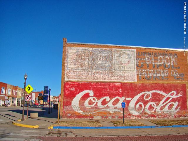Coca-Cola Mural, 5 Jan 2019, Sony DSC-H50