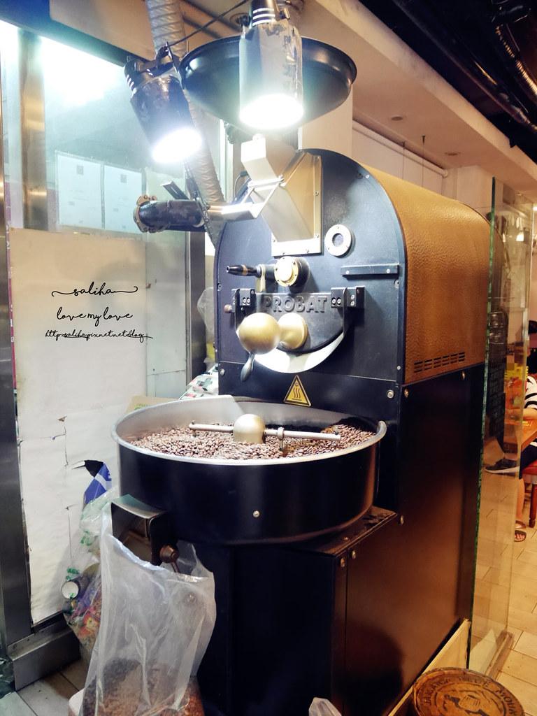 台北西門町紅樓附近老店咖啡廳下午茶推薦蜂大咖啡 (5)