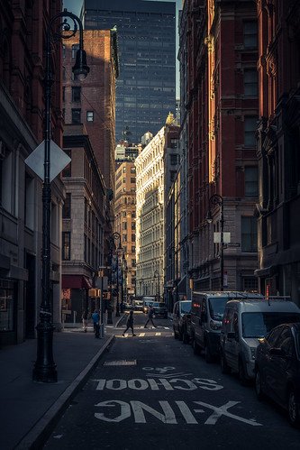 Urban city, NY
