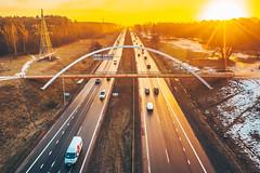 Highway | Kaunas aerial