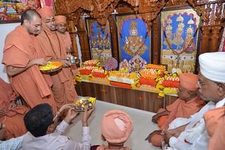 Mumbai Vishranti Bhuvan 20th Patotsav