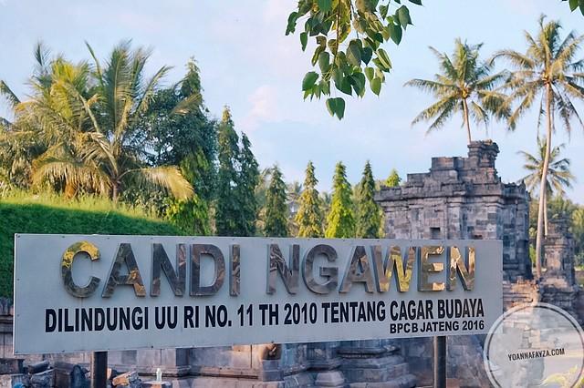 Candi Ngawen