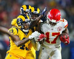 2018 Kansas City Chiefs at Los Angeles Rams