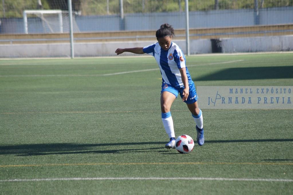 RCD Espanyol B - CE Sant Gabriel