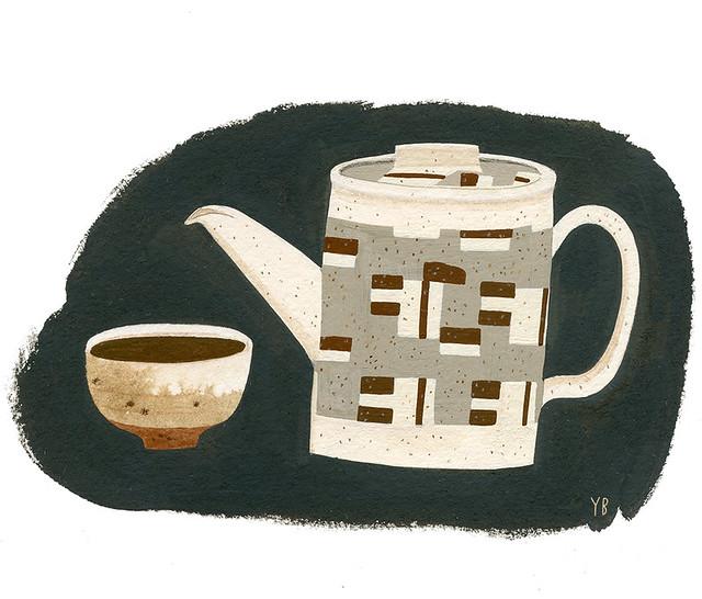 hakone teapot