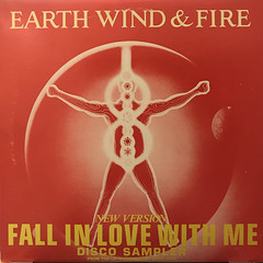 EARTH, WIND & FIRE:FALL IN LOVE WITH ME(JACKET A)