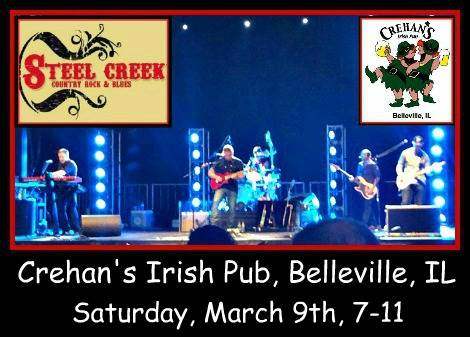 Steel Creek Band 3-9-19
