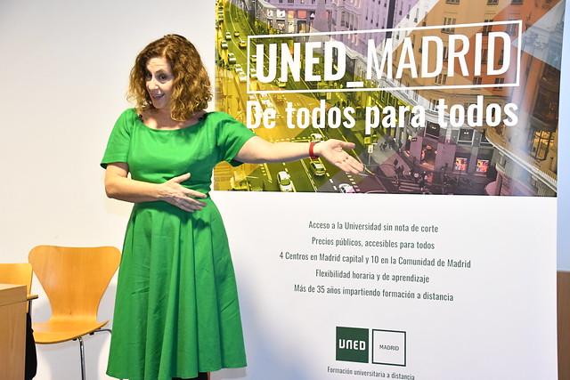 Día Internacional de la Mujer en la UNED (06/03/19)