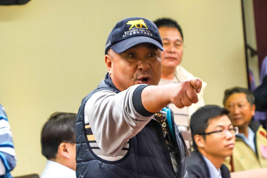 .漁民對宜蘭縣漁工職業工會法律顧問的發言不滿引發第二發衝突