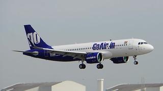 A320neo - GO Air - F-WWIF - MSN 8720 - 01/04/2019
