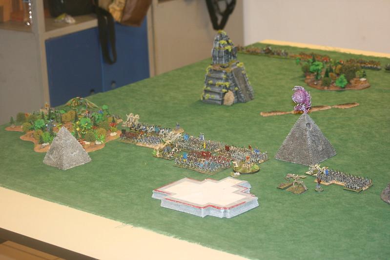 [4000 - Orcs+HL vs Khemri] La bataille des pyramides noires 46658155184_75157da301_c