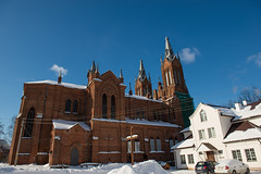 Immaculate Conception Church, Smolensk #2