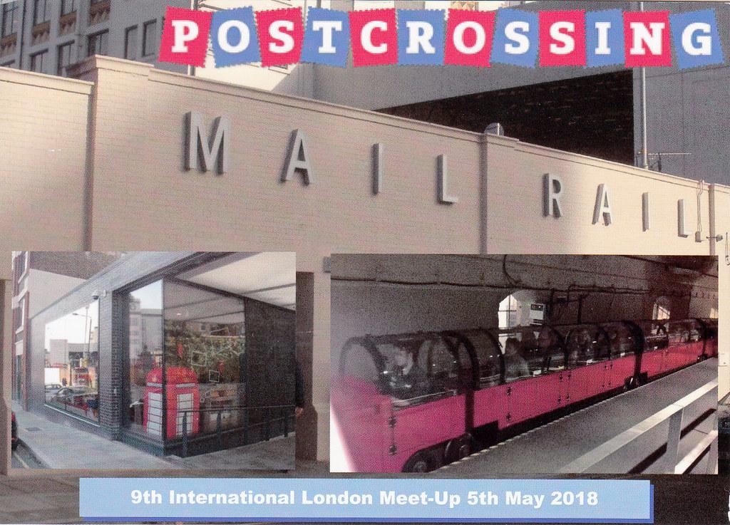 International meetup london