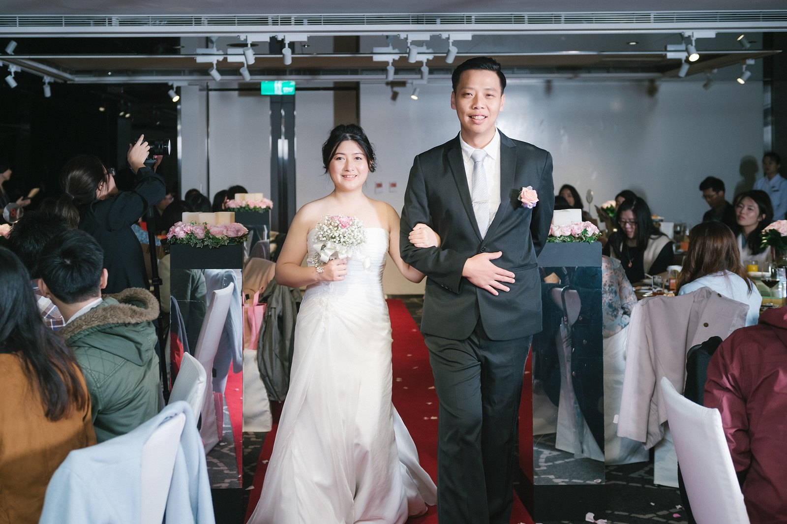 【婚攝】Eric & Tiffany / 晶華酒店 Regent / 中山基督長老教會