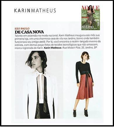 Clipping KarinMatheus