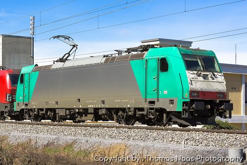 DB Cargo Italia, 483 010-1