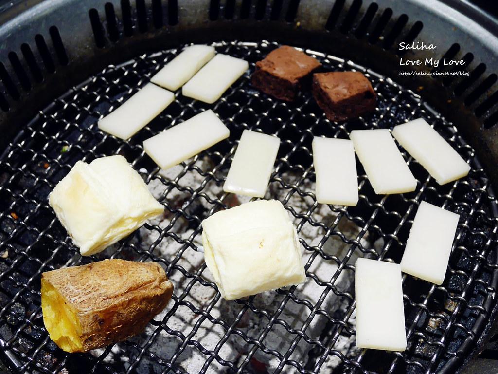 台北大安區餐廳瓦崎敦南店燒烤火鍋吃到飽 (3)