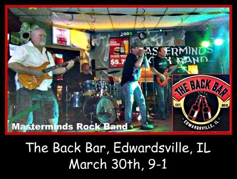 Masterminds Rock Band 3-30-19