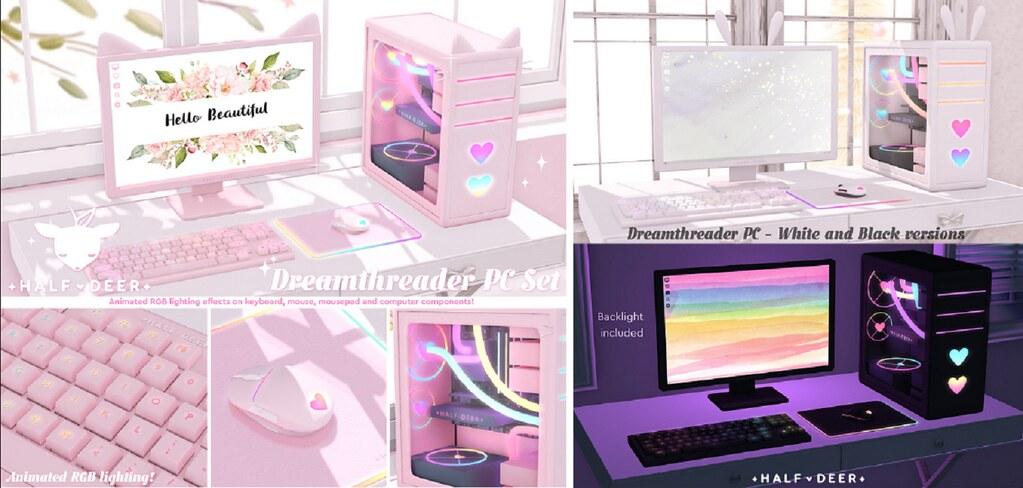 +Half-Deer+ Dreamthreader RGB PC