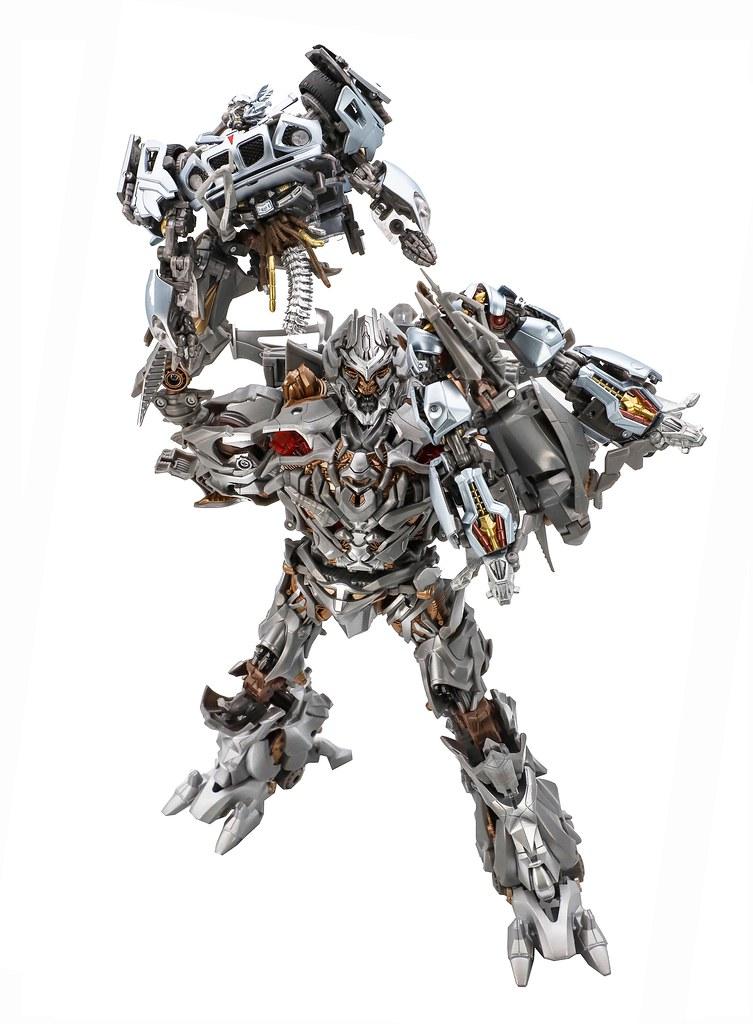 精悍敏捷的博派戰將,最後的慘烈身影再現!! 孩之寶 傑作電影系列《變形金剛》爵士 Jazz MPM-09