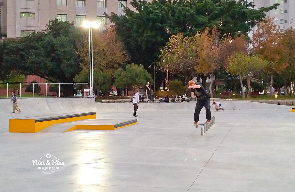 台中北區中正公園滑板場.台中公園16