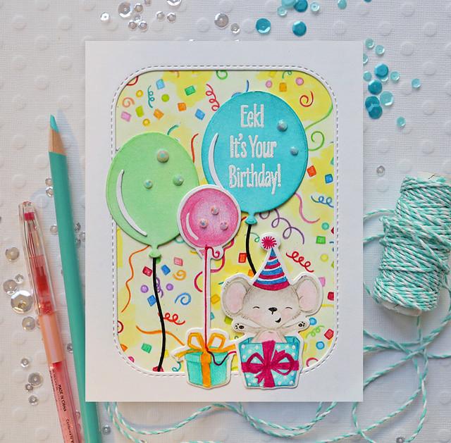Eek It's Your Birthday