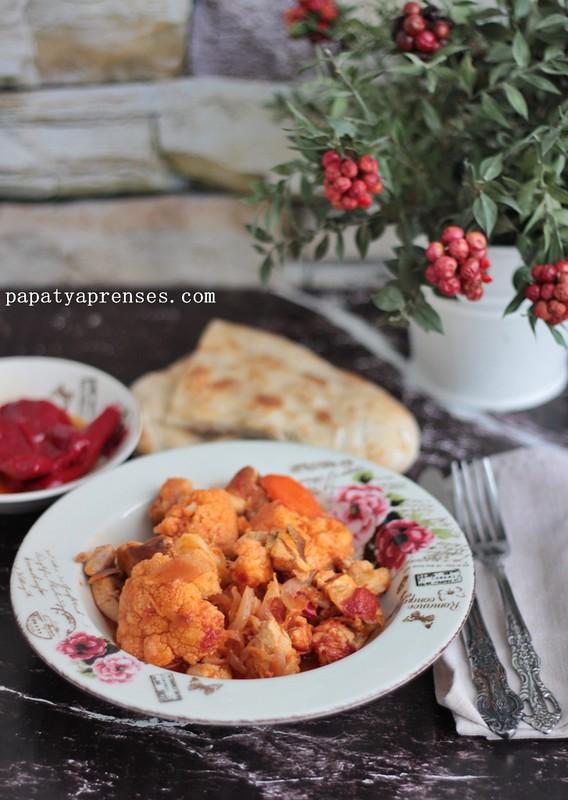 tavuklu karnıbahar yemeği (5)