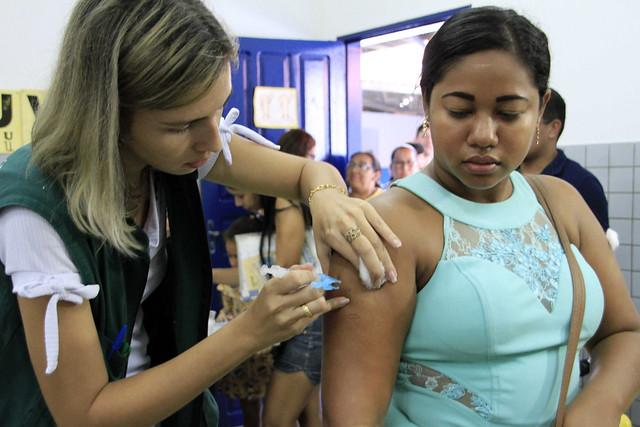 Plano de interrupção do surto de sarampo é apresentado pela Prefeitura