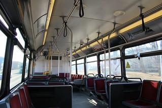 TTC 7033 interior