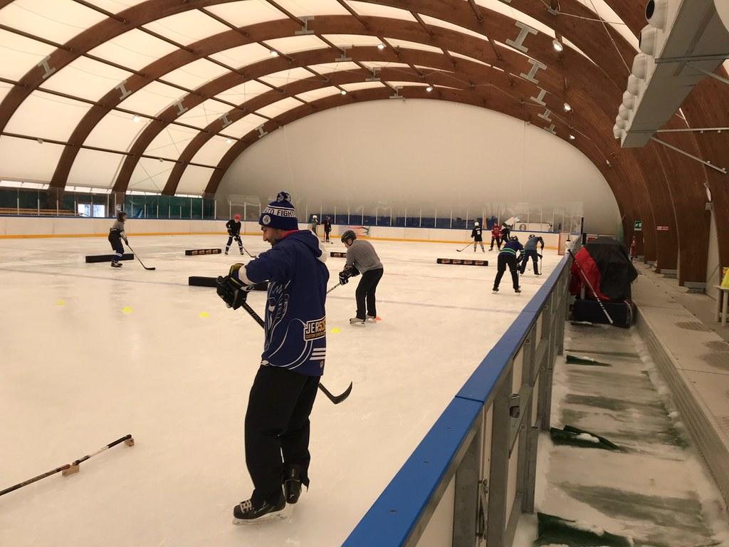 Hockey su Ghiaccio di Domenica