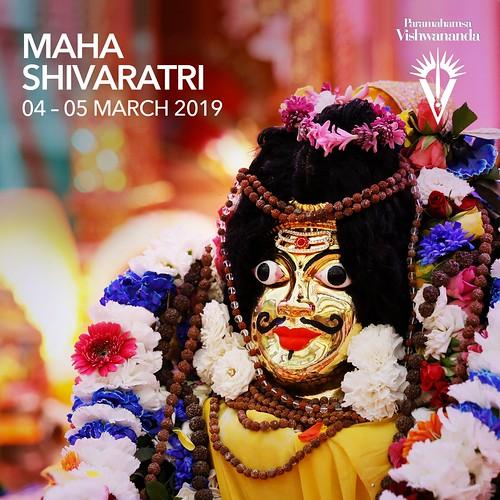 Maha Shivaratri 2019 – Paramahamsa Vishwananda