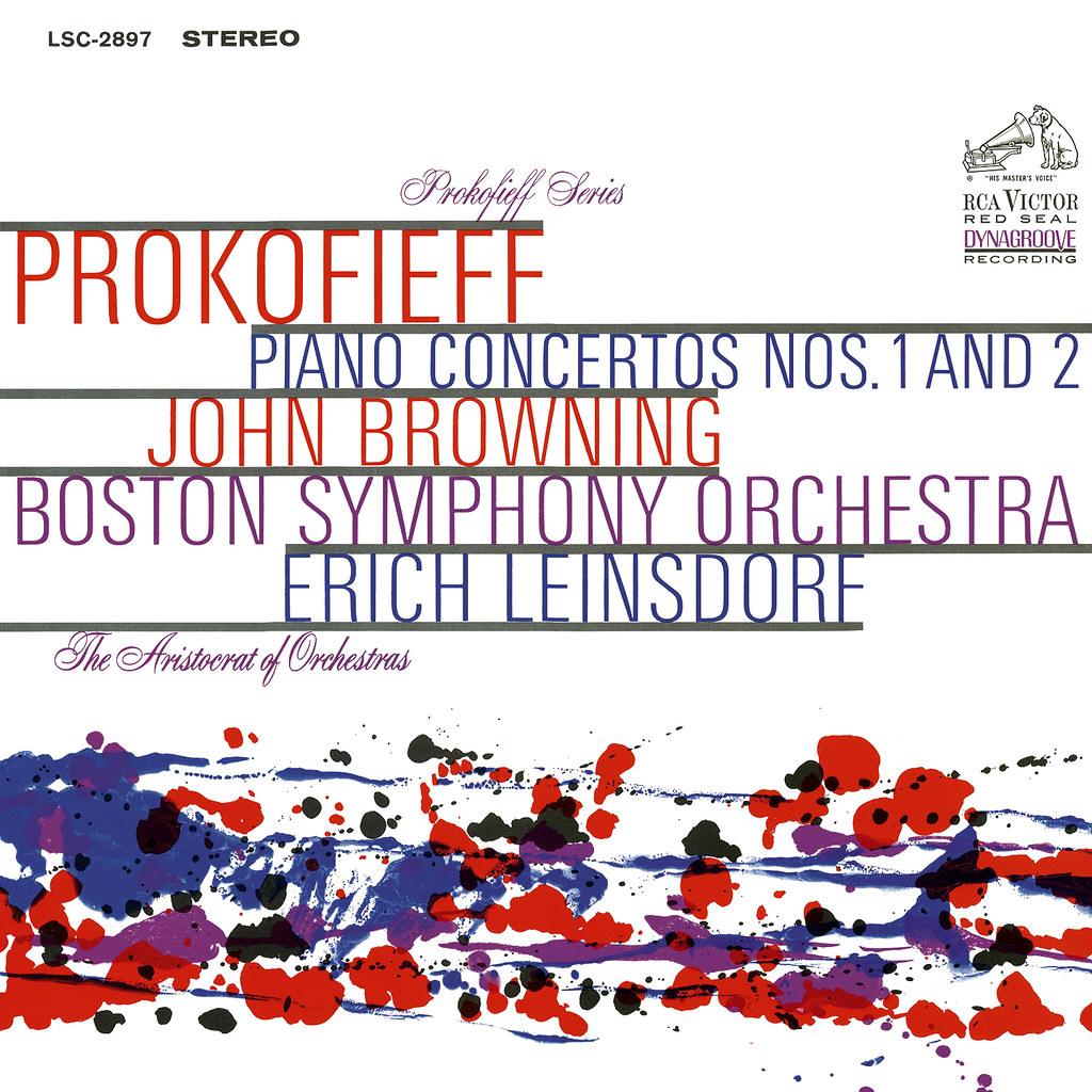 Sergei Prokofiev - Piano Concertos 1 & 2