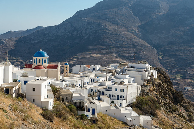 Kato Chora, Serifos, Greece